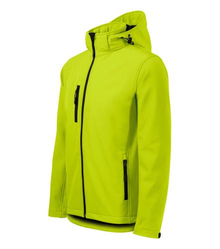Pánská softshellová bunda Performance s odnímatelnou kapucí