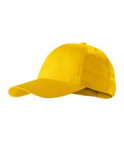 Sunshine čepice unisex s odtrhávací etiketou