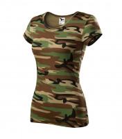 Camo Pure tričko dámské