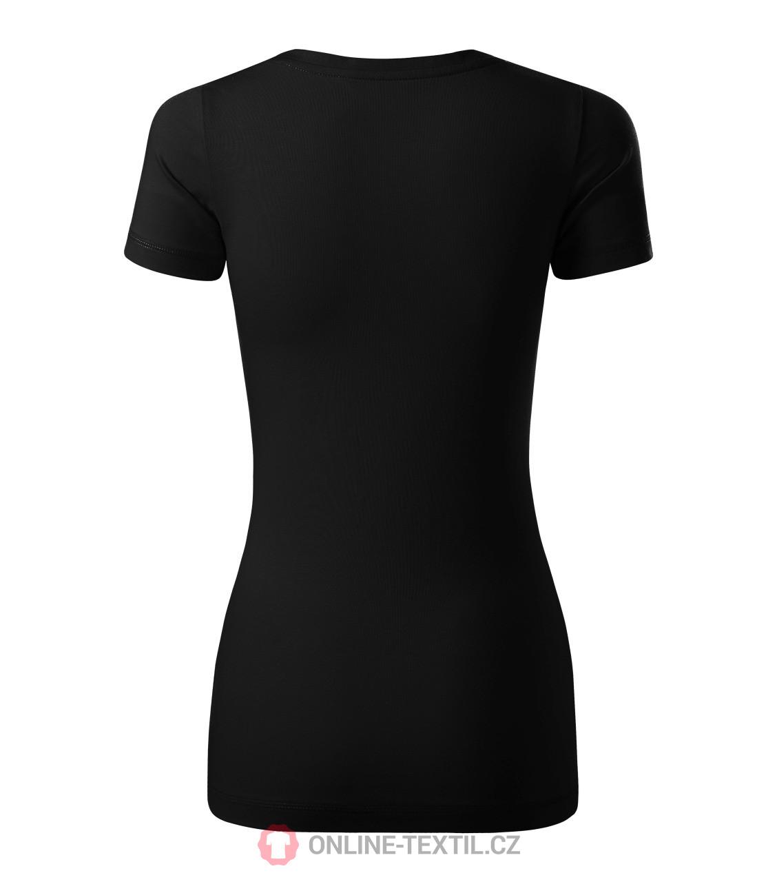 ADLER CZECH Prémiové dámské tričko Action vyšší gramáže 152 - černá ... 19ef996d5a