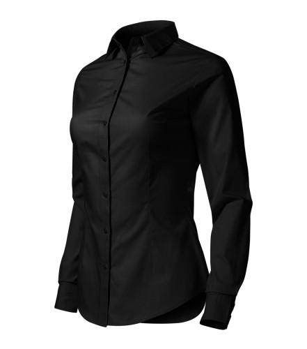 b2d701ccb66 ADLER CZECH Dámská košile Style LS s dlouhým rukávem 229 - černá z ...