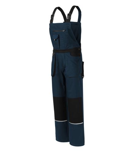 Woody pracovní kalhoty s laclem pánské Rimeck