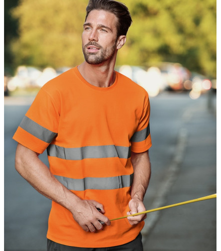 HV reflexní tričko Protect Rimeck
