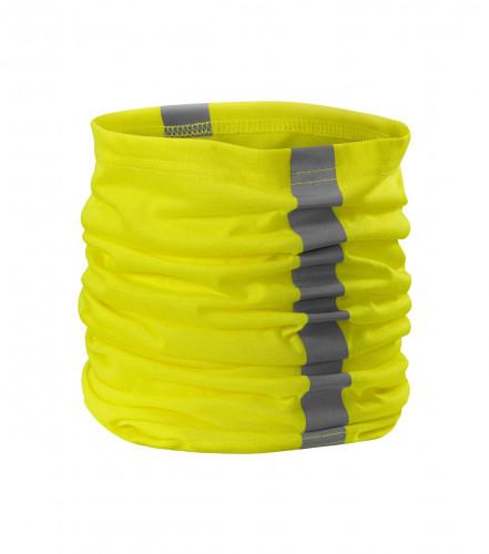 Reflexní multifunkční šátek HV Twister Rimeck