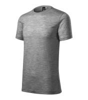 Pánské tričko Merino Rise z jemné ovčí merino vlny