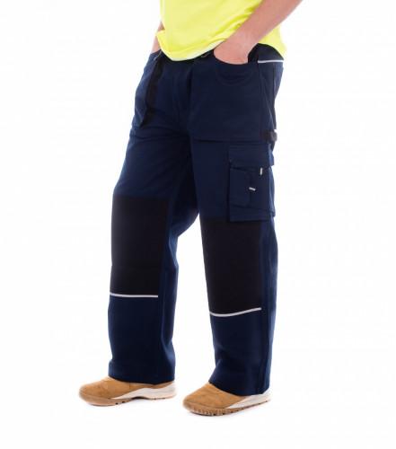 Woody pracovní kalhoty pánské Rimeck