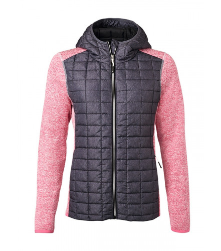 Dámská trendy fleece bunda James & Nicholson