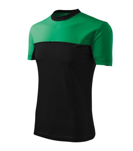 Dvoubarevné tričko Colormix vyšší gramáže