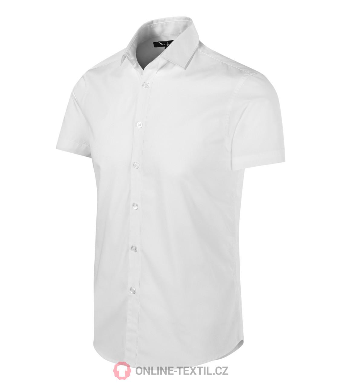 ADLER CZECH Pánská košile Malfini Premium Flash 260 - bílá z kolekce ... 217bf334d0