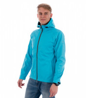 Lehká pánská softshellová bunda Cool s reflexními prvky