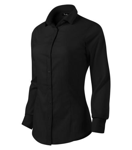 ADLER CZECH Dámská košile Malfini Premium Dynamic 263 - černá z ... 20e8808206