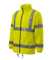 Reflexní fleecová bunda/mikina HV Fleece Jacket Rimeck