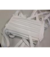 Antibakteriální bavlněná rouška s aktivním stříbrem