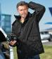 Pánská zateplená bunda Nordic s odnímatelnou kapucí