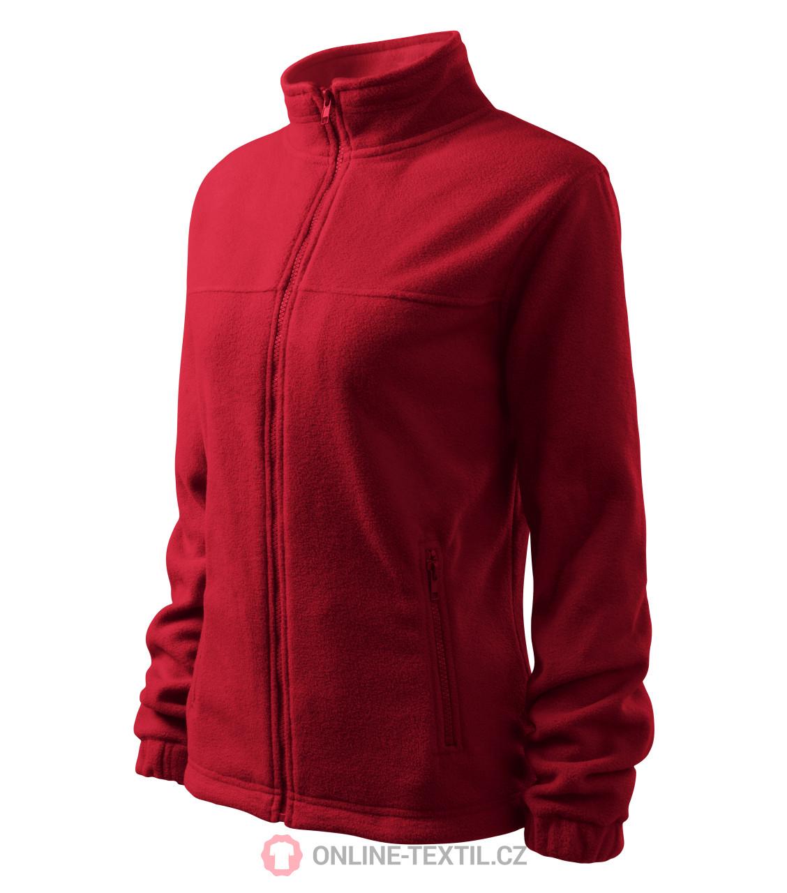 467de0757241 ADLER CZECH Dámská fleece bunda mikina Fleece Jacket 504 - marlboro ...