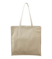 Velká plátěná bavlněná nákupní taška Carry
