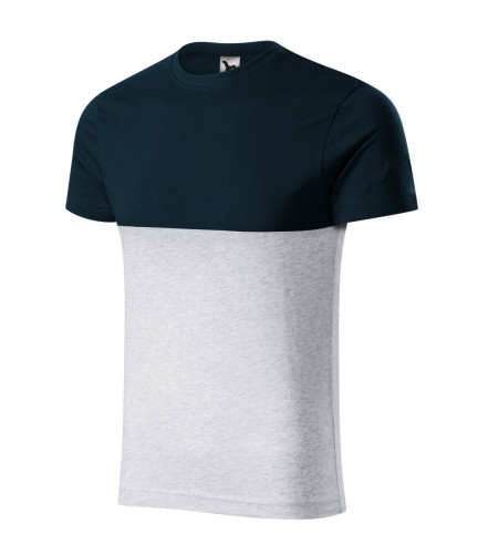 Dvoubarevné tričko Connection