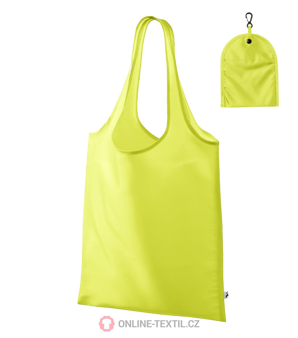 18af17a7d325 ADLER CZECH Nákupní taška Smart 911 - neon yellow z kolekce MALFINI ...