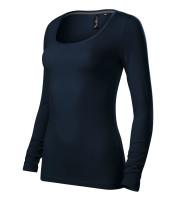 Prémiové dámské tričko Brave s dlouhým rukávem