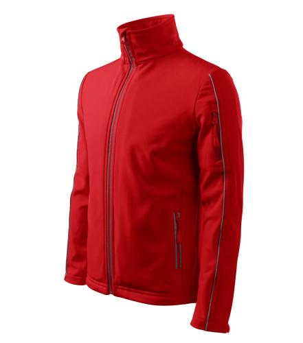 Pánská softshellová bunda Softshell Jacket s reflexními proužky