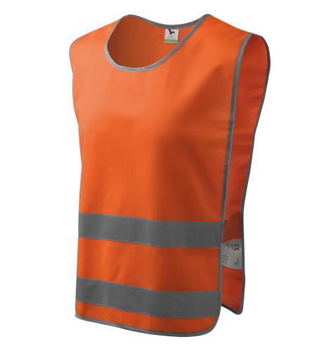 Unisex reflexní vesta Classic Safety Vest Rimeck