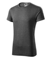 Melírované pánské tričko Fusion