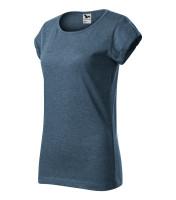 Melírované dámské tričko Fusion