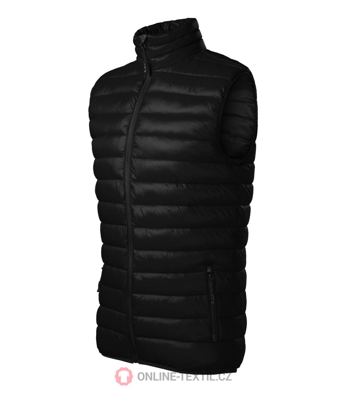 ADLER CZECH Prémiová pánská prošívaná vesta Everest 553 - černá z ... 6765914d73