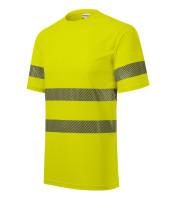 HV Dry reflexní rychleschnoucí tričko unisex