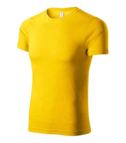 Paint tričko unisex s odtrhávací etiketou