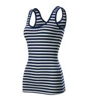 Dámské pruhované tílko Sailor top