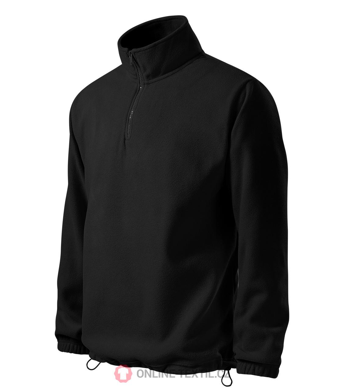 8946fc8e0c ADLER CZECH Pánská fleece bunda mikina Horizon s krátkým zipem 520 ...