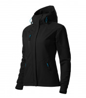 Lehká dámská softshellová bunda Nano s kapucí a úpravou NANOtex®
