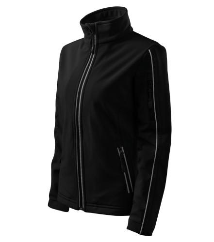 Dámská softshellová bunda Softshell Jacket s reflexními proužky