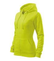 Dámská mikina Trendy Zipper s kapucí