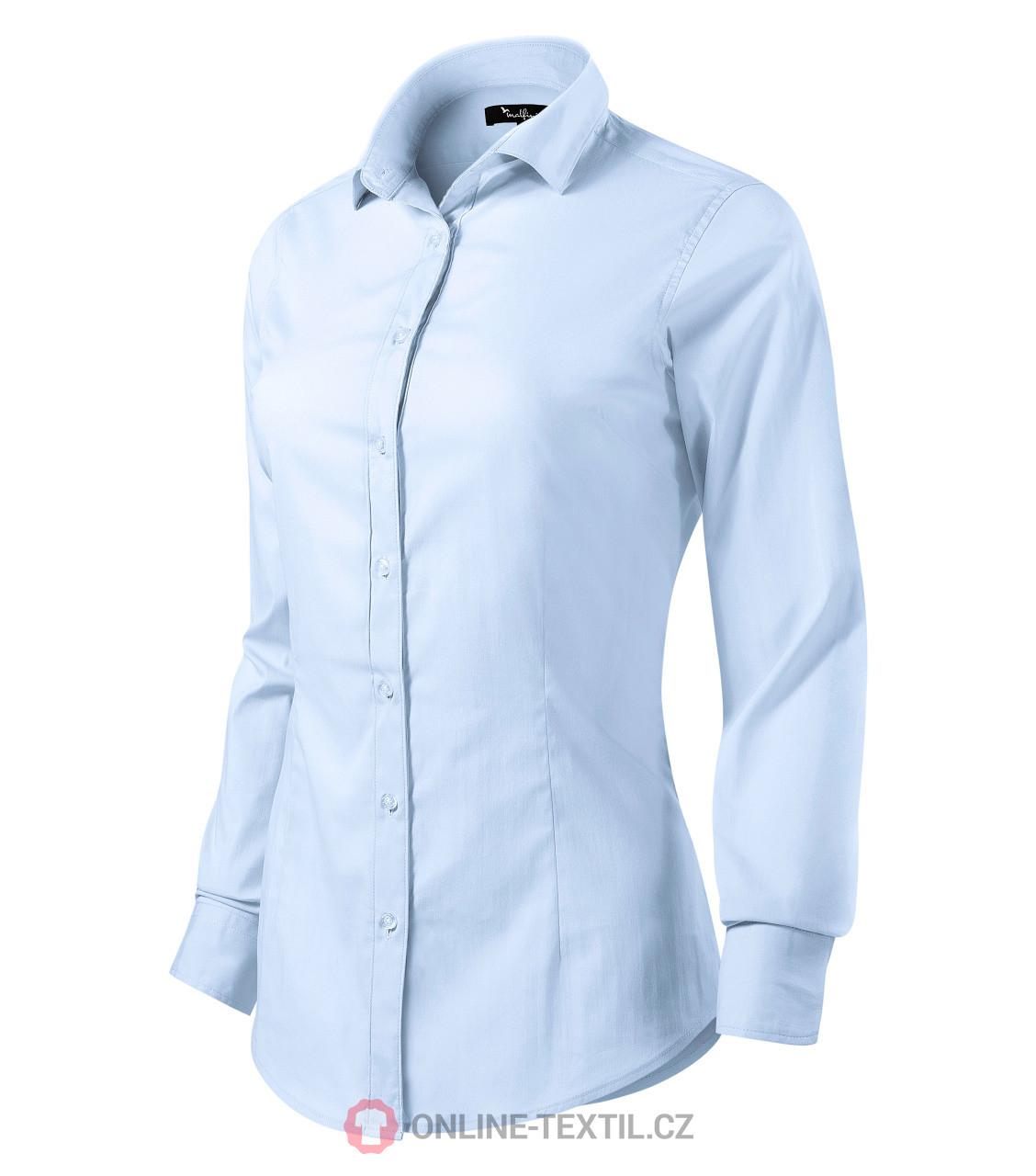 ADLER CZECH Dámská košile Malfini Premium Dynamic 263 - light blue z ... 991a52a608