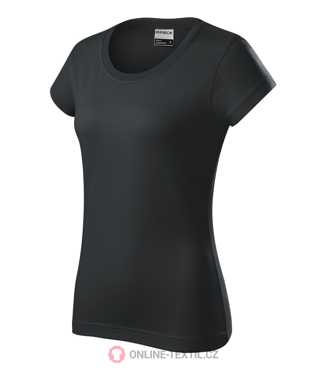 0e99746804b ADLER CZECH Rimeck Resist odolné pracovní tričko dámské R02 - ebony ...