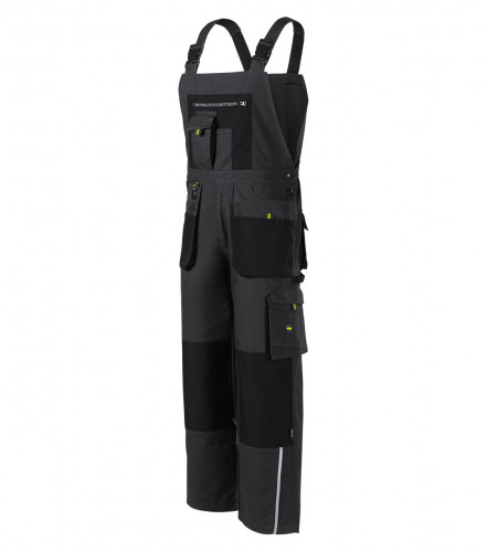Ranger pracovní kalhoty s laclem pánské Rimeck