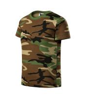 Army tričko dětské Camouflage