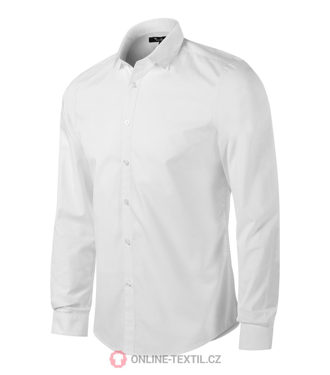 ADLER CZECH Pánská košile Malfini Premium Dynamic 262 - bílá z ... 269dea05fc