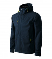 Lehká pánská softshellová bunda Nano s kapucí a úpravou NANOtex®