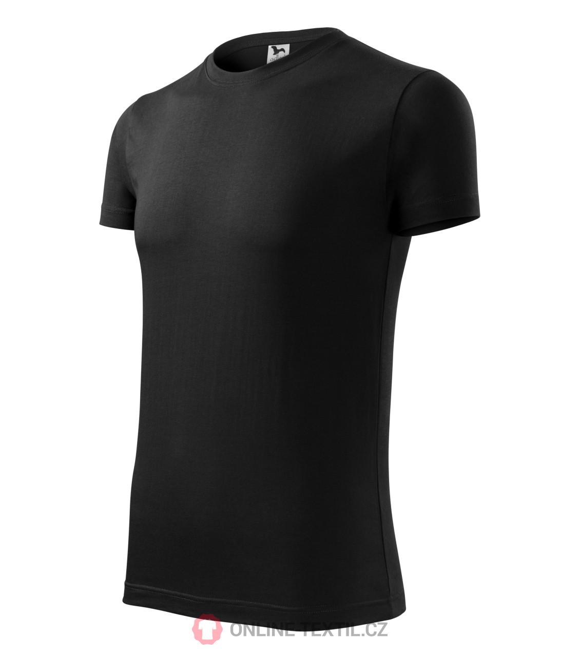 633fbec5c180 ADLER CZECH Přiléhavé pánské tričko Replay Viper vyšší gramáže 143 ...