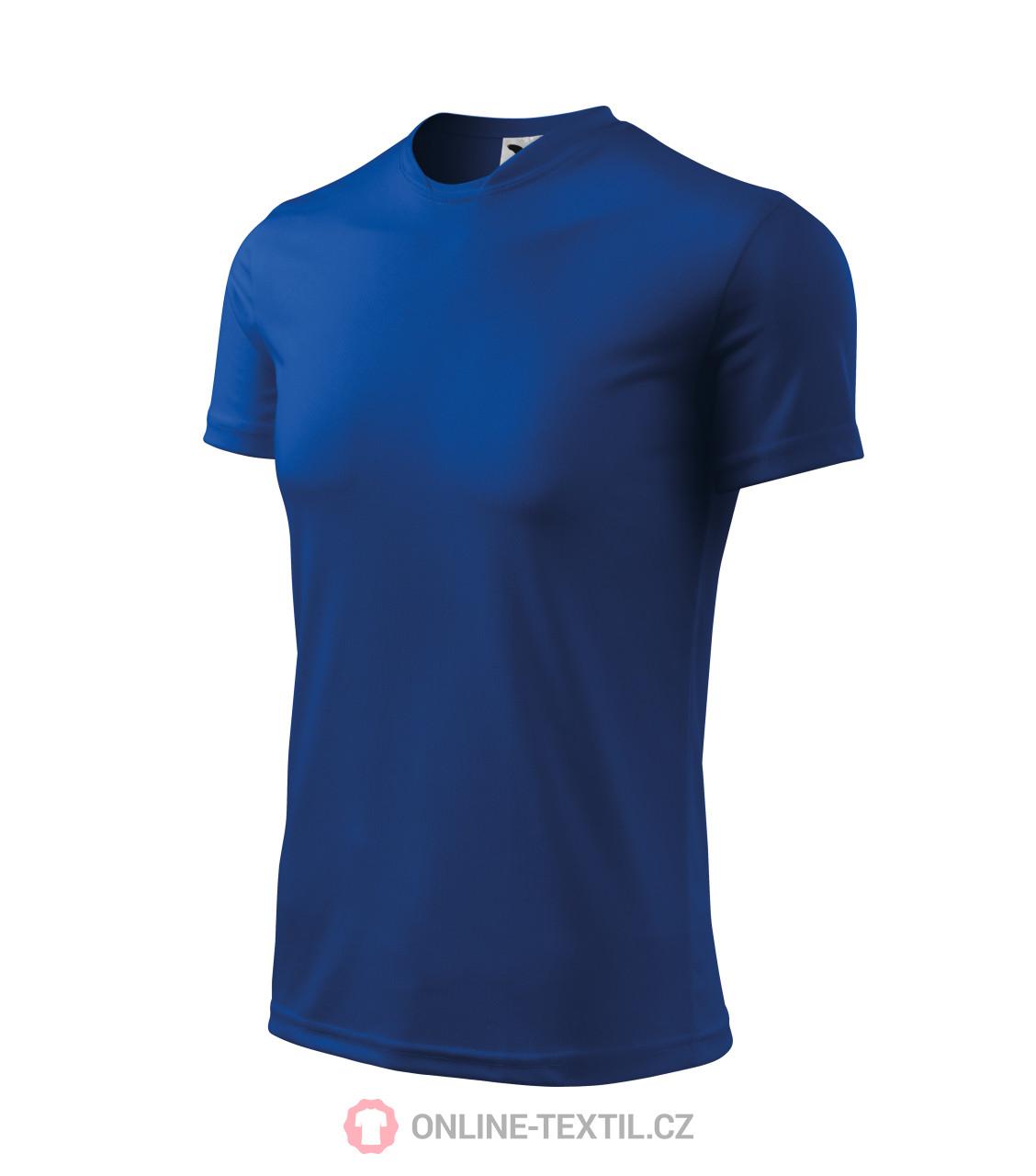 ADLER CZECH Dětské sportovní tričko Fantasy 147 - královská modrá z ... 66db226b1f